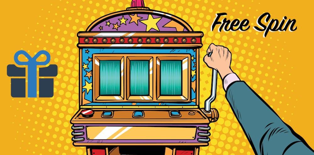 free spin slot machine